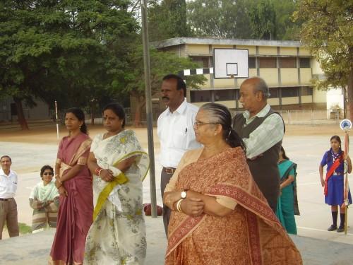 Smt.Nirmala Mohanan E.o KVS R o Bangalore