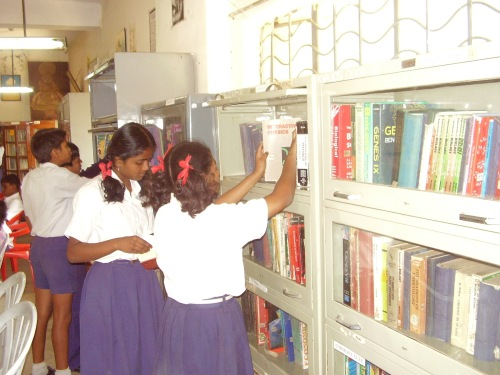 Books Browsing